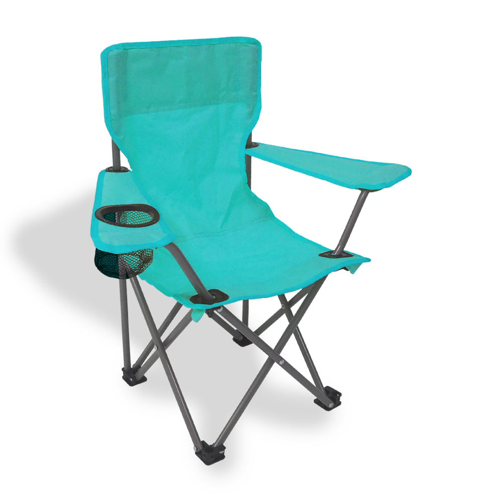 Picture of Lakescape: Kids Camping Chair - Green