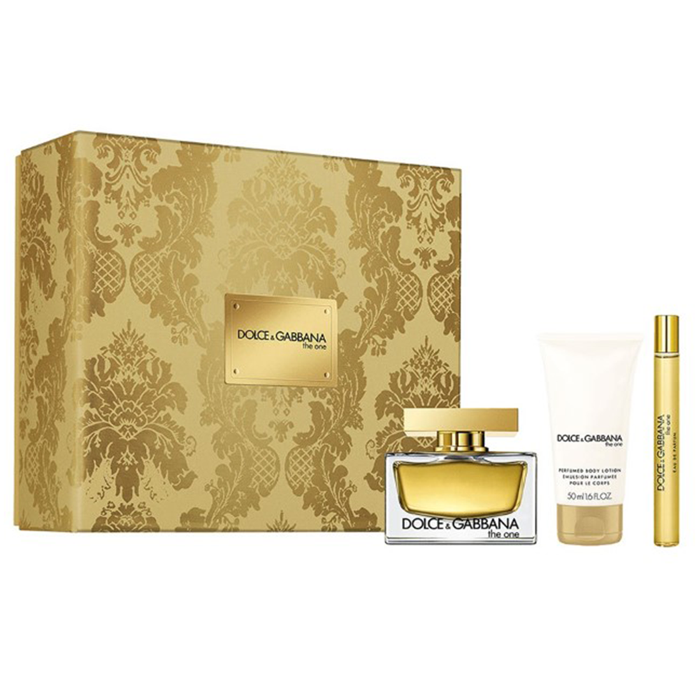 Picture of Dolce & Gabanna: The One Pour Femme 75ml EDP Gift Set