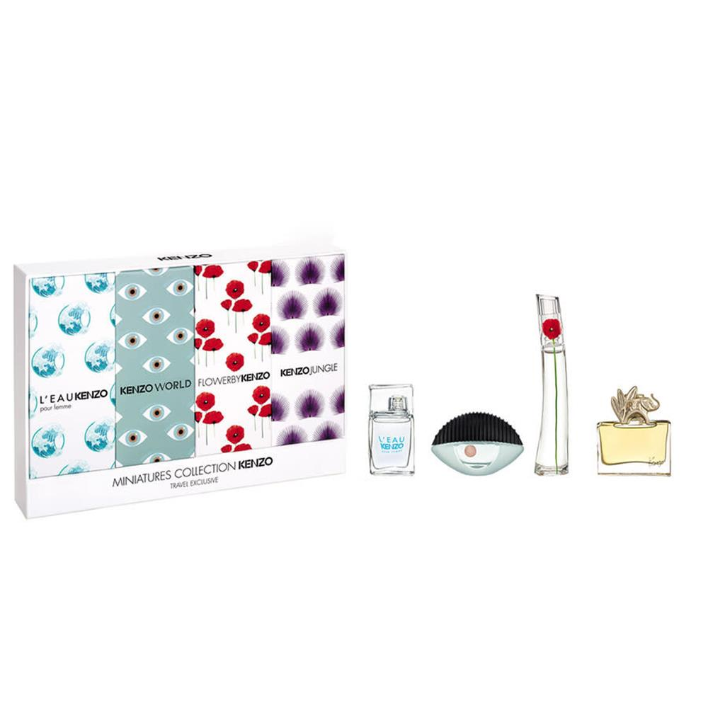 Picture of Kenzo: Women's Miniatures Gift Set