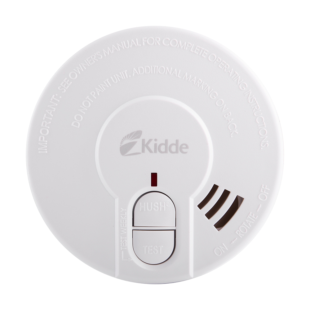 Picture of Kidde Smoke Alarm with Hush Feature