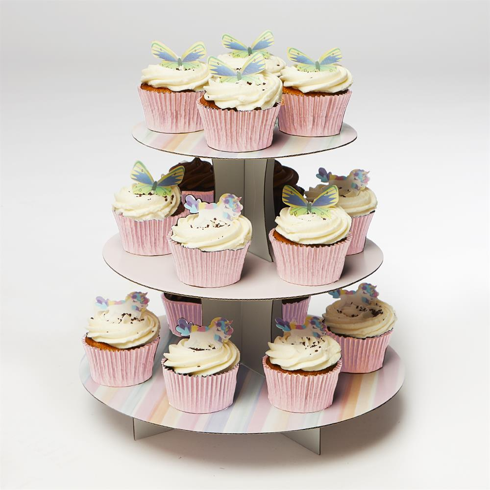 Picture of Jane Asher 3 Tier Cupcake Stand (Case of 18)