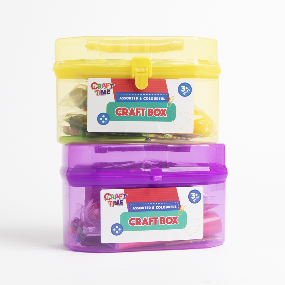 Picture of Create and Play: Craft Box (2 Pack)