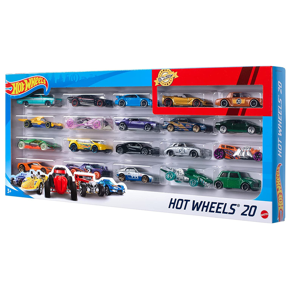 Picture of Hot Wheels: 20 Car Gift Pack