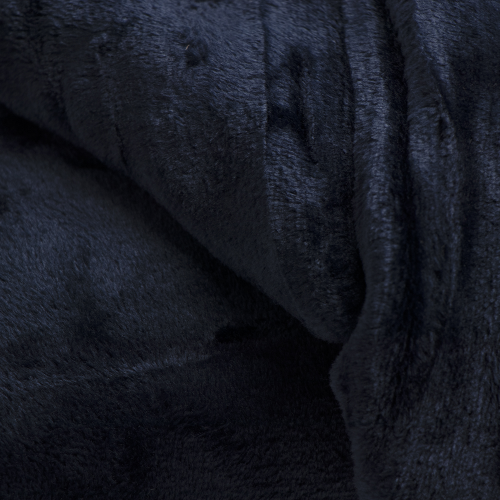 Picture of Home Collections: Ultra Soft Throw - Midnight