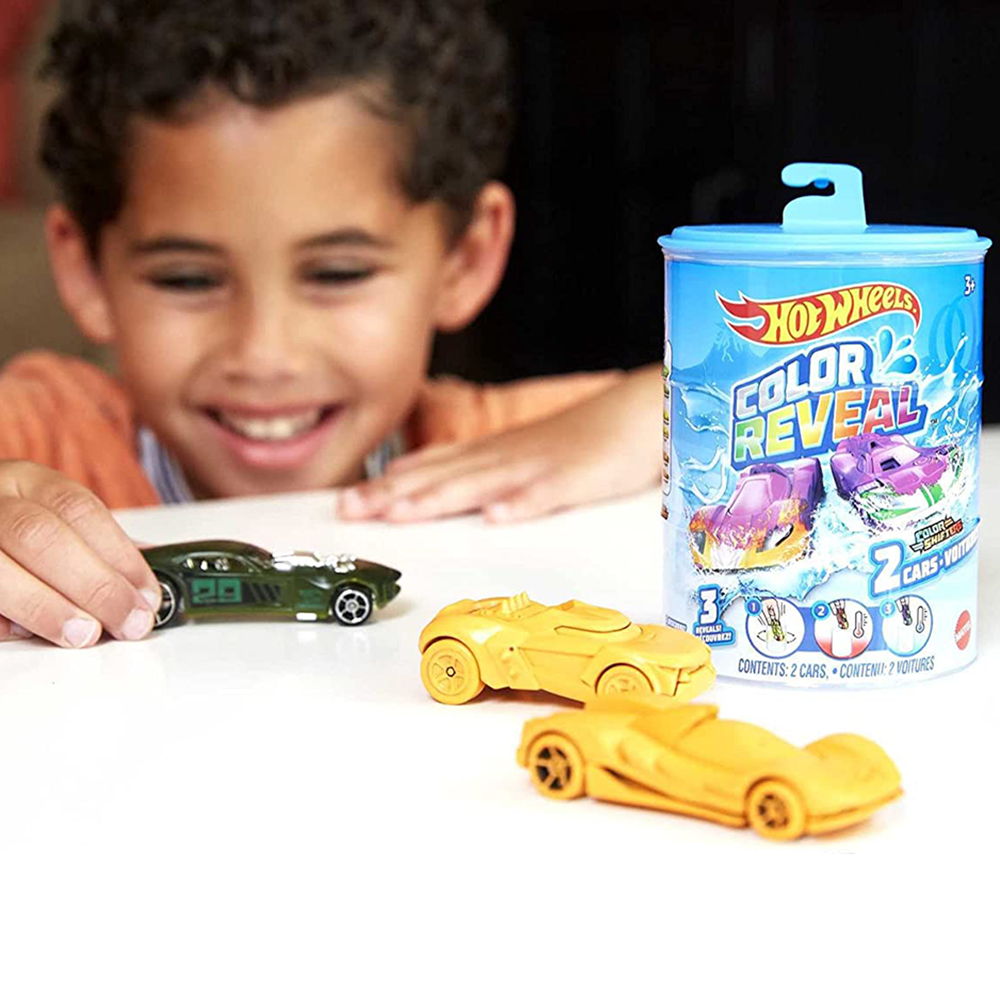 Picture of Hot Wheels: Colour Reveal Twin Pack - HBN63