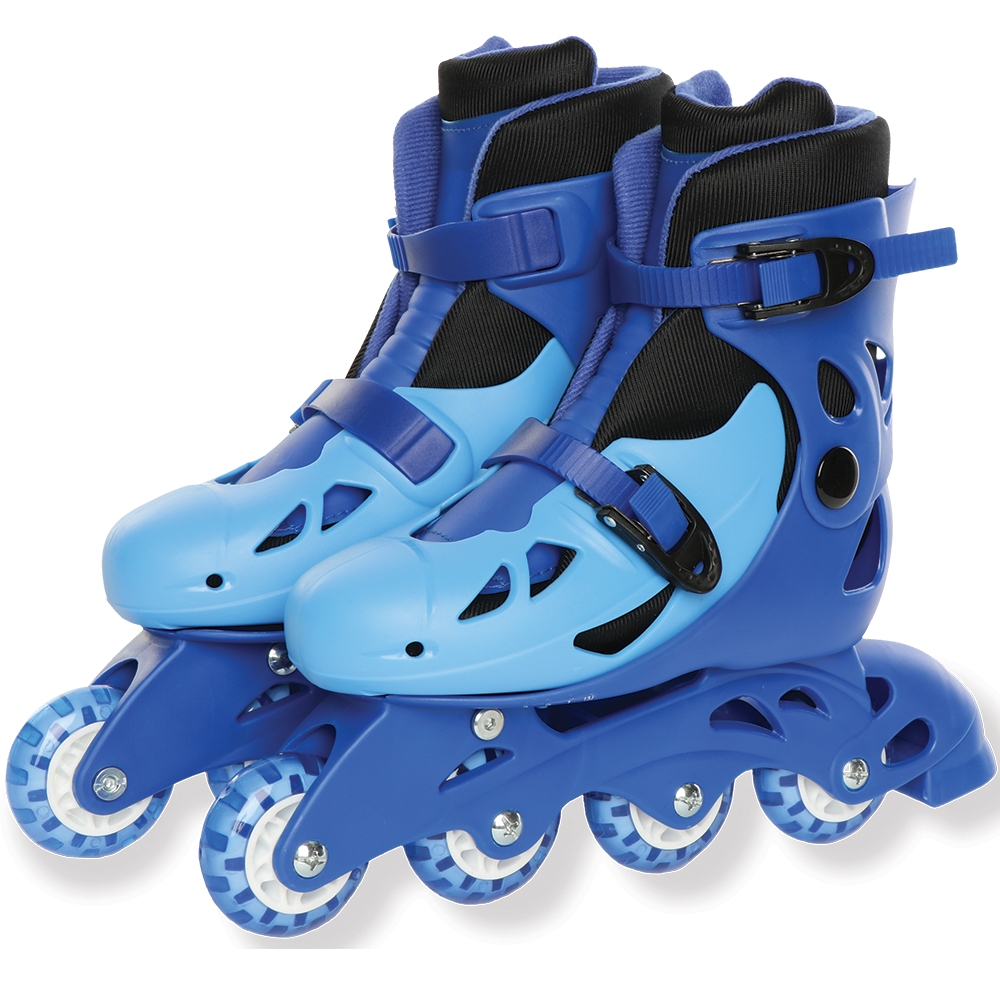 Picture of Street Wheelz: In-Line Skates - Blue