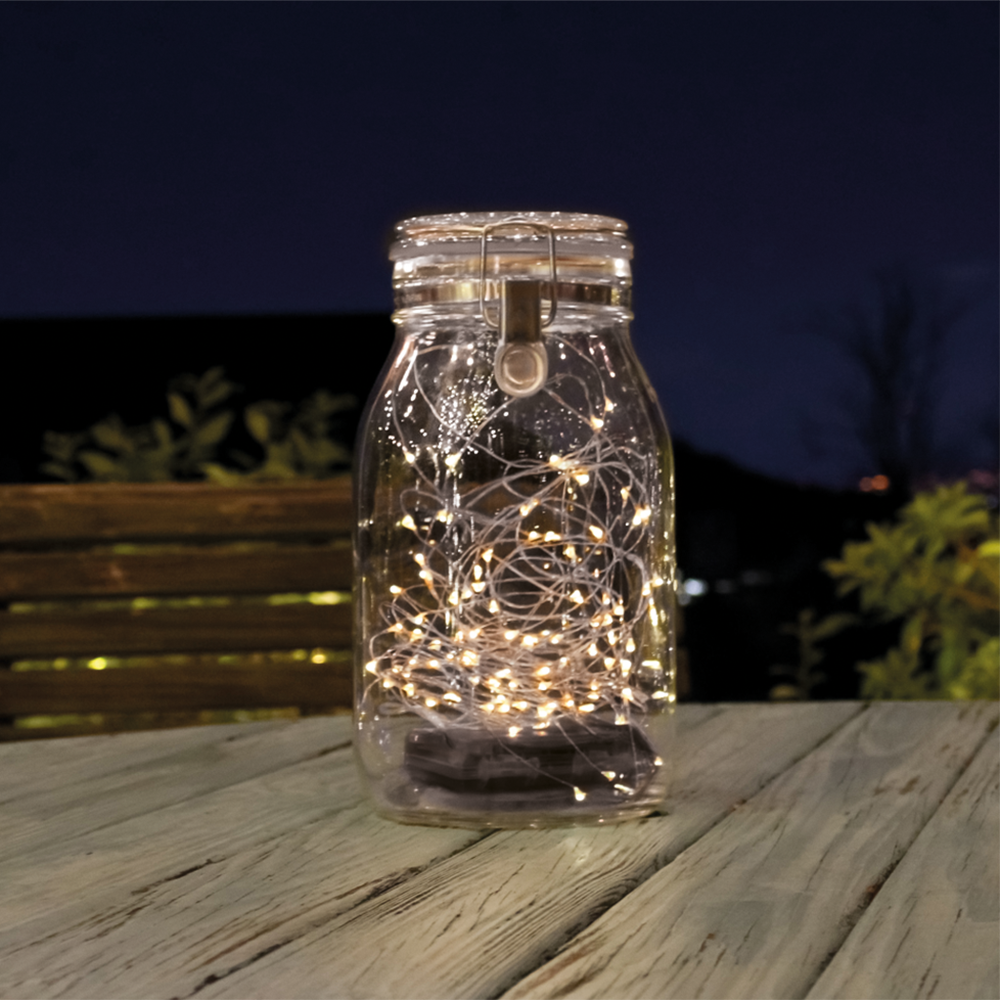 Picture of Prestige: 50 Starry Lights 4 Pack - Warm White
