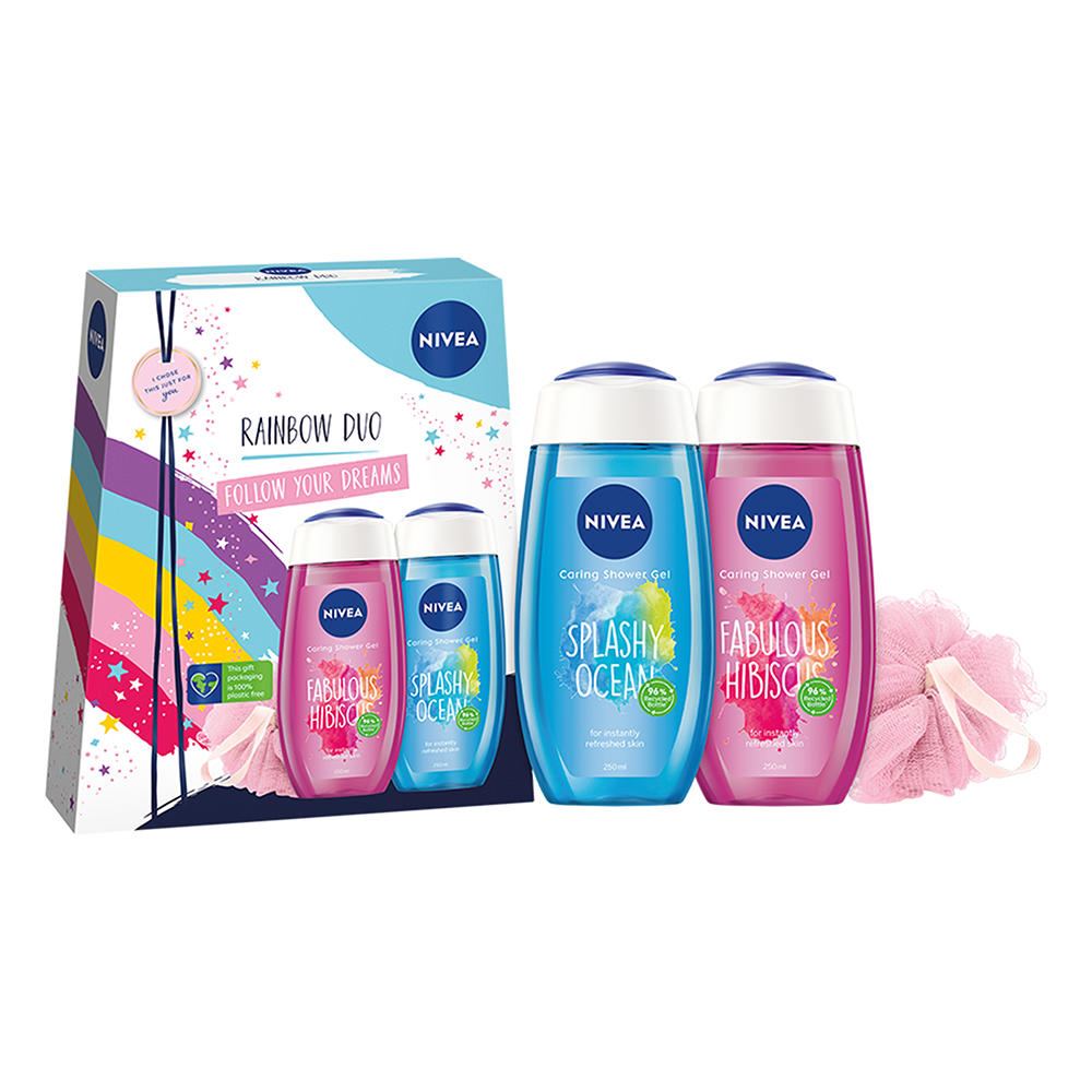 Picture of Nivea: Rainbow Duo Gift Set