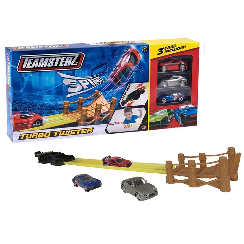 Picture of Teamsterz: Turbo Twister Play Set