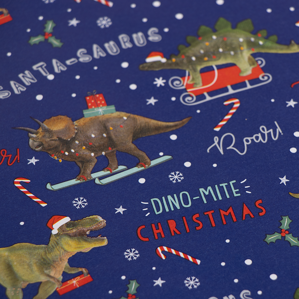 Picture of Noel Deluxe Kids Christmas Gift Wrap 1200cm x 70cm (Case of 25)