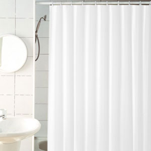 Picture Of Homestyle Shower Curtain White