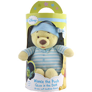 Buy Glow In The Dark Winnie The Pooh At Home Bargains