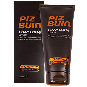 Picture of Piz Buin 100ml 1Day Long Lotion: SPF15