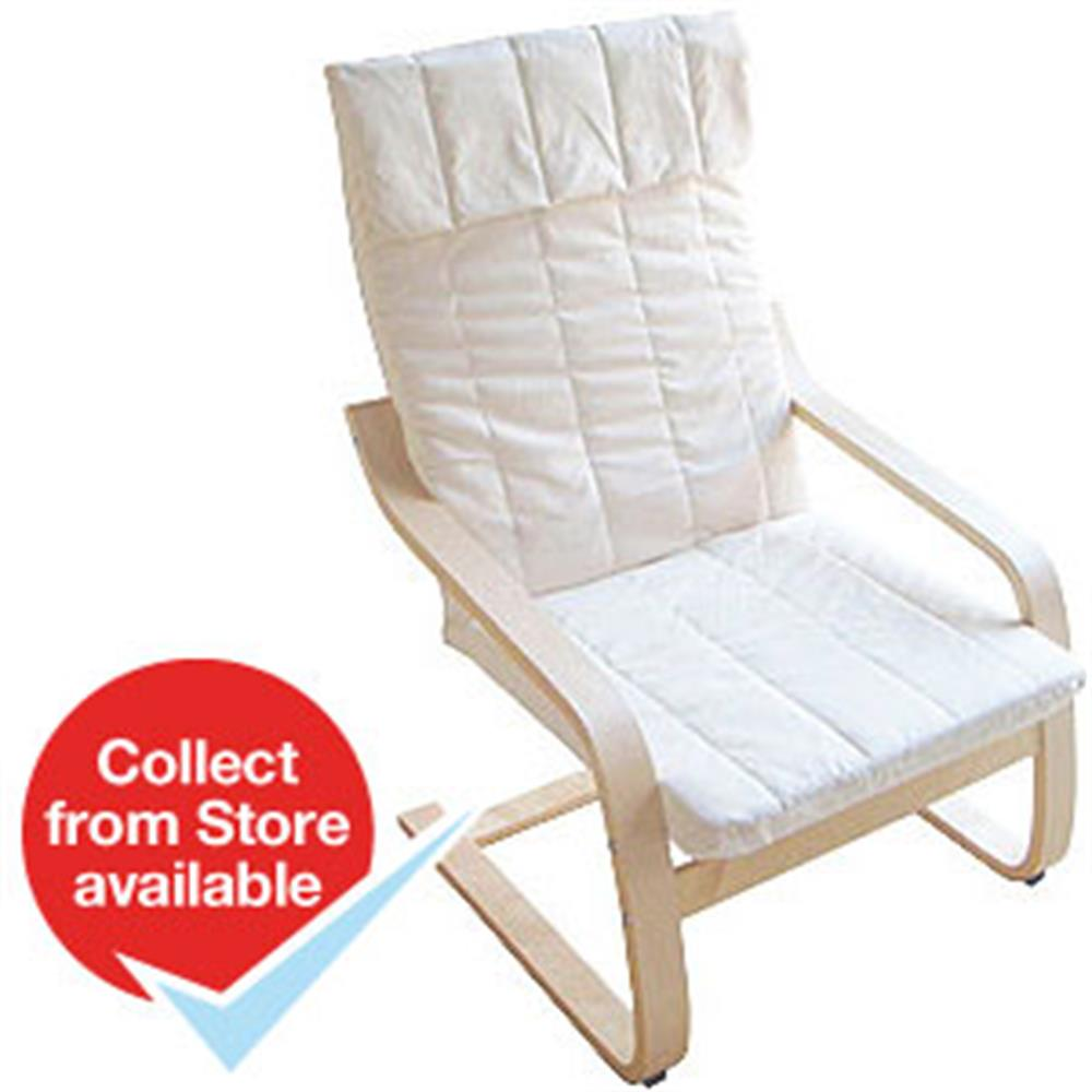 Buy Sally Rocking Chair Cream At Home Bargains