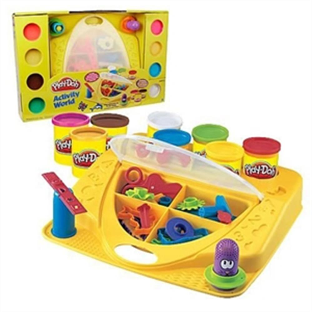 Picture of Play-Doh Activity World