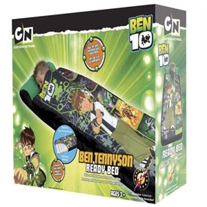 Buy Ben 10 Ready Bed At Home Bargains